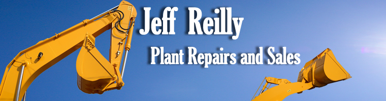 Jeff Reilly - Plant Repairs and Sales, logo